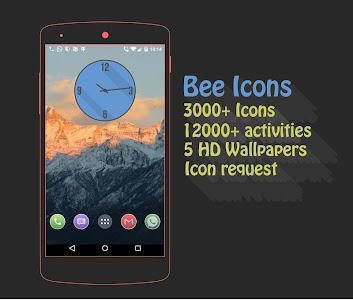 Bee - Icon Pack v1.0.0