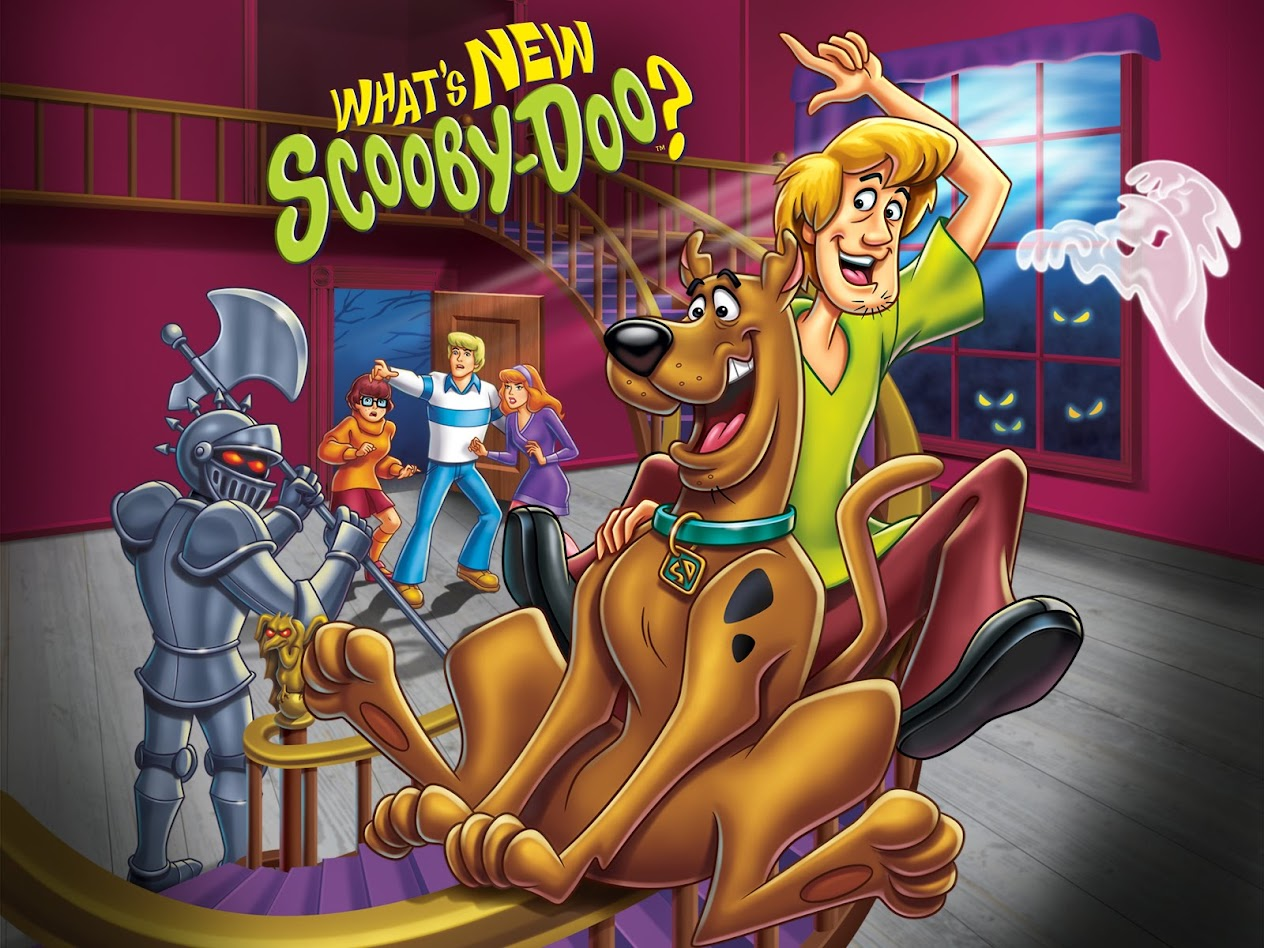 Whats new scooby doo movies tv on google play - Scooby doo momie ...