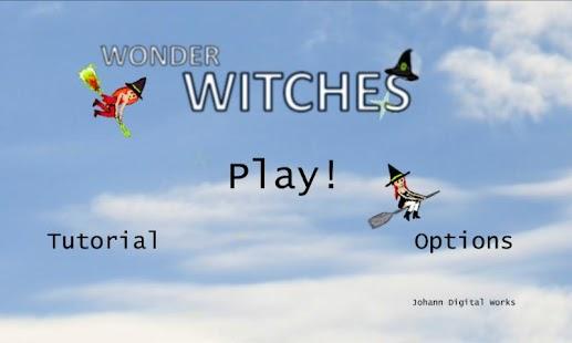 Wonder Witches- screenshot thumbnail