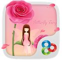 Butterflyfairy GO Launcher icon