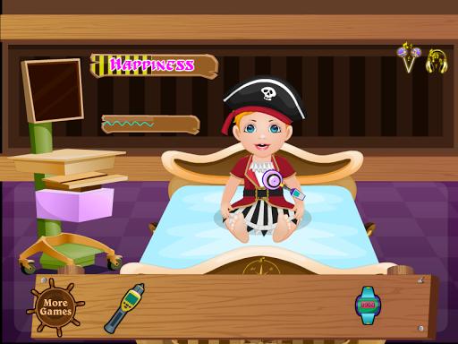 海盜醫生寶寶遊戲