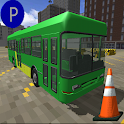Parking bus jeu de simulation icon