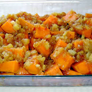 Pineapple Sweet Potatoes.