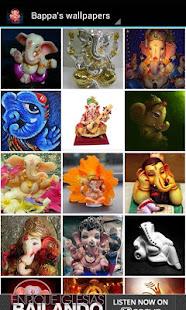 Ganpati Bappas Hd Wallpapers Apps On Google Play