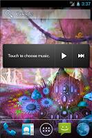 Screenshot of Color Dance LWP