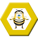 Anti bee logo