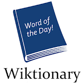 Wiktionary Word of the Day!