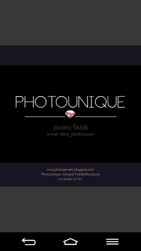 Photounique