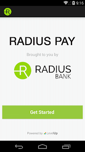 Radius Pay- screenshot thumbnail