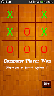 Clash of Tic Tac Toe- screenshot thumbnail