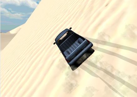 Desert Hill Climb