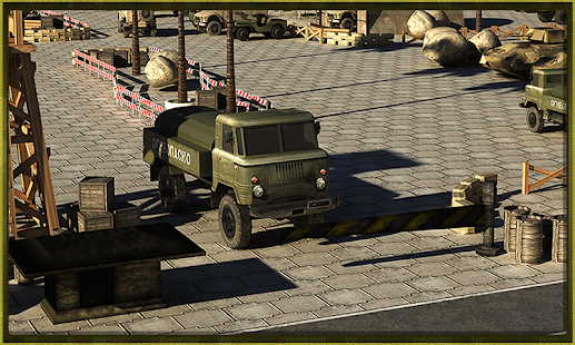 Army Truck Simulator 3D - screenshot thumbnail