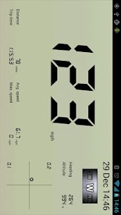 Droid Dashboard (LCD) - screenshot thumbnail