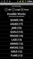 Screenshot of Word Help World