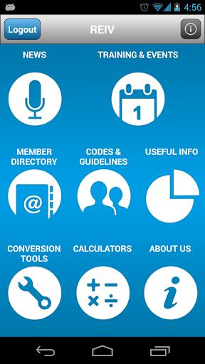 REIV Members' App
