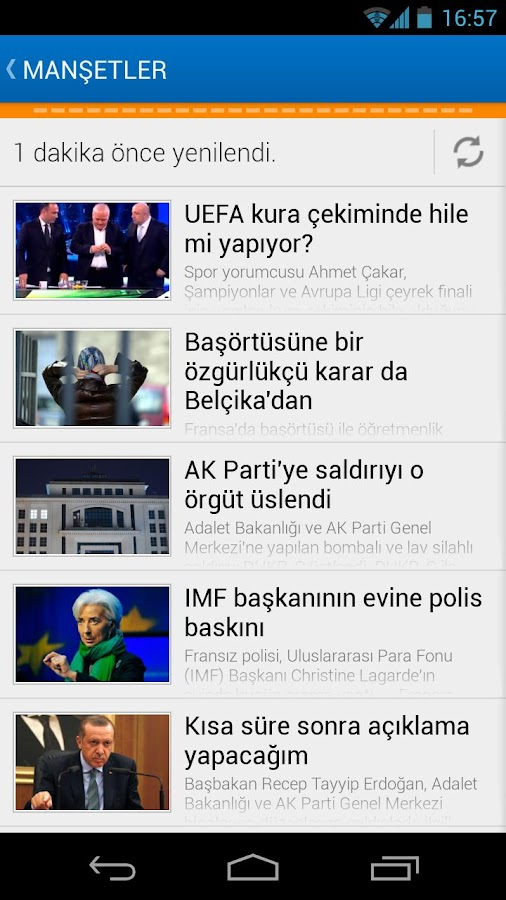 Zaman - screenshot