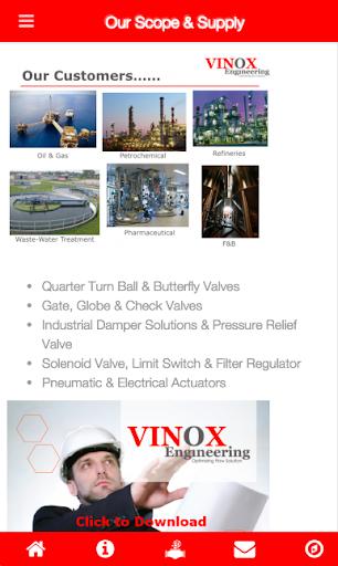 Vinox Engineering Pte Ltd