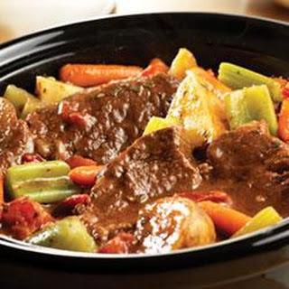 Zesty Slow-Cooker Italian Pot Roast.