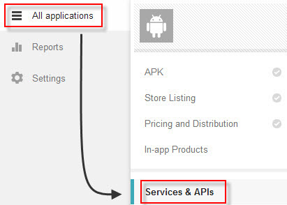 Services and APIs