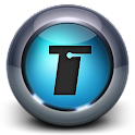 Tungsten Multi Theme Blue icon
