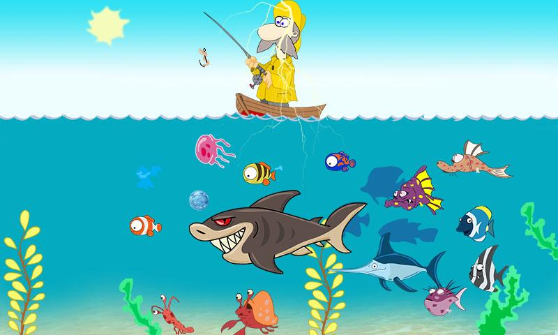 Fish day android apps on google play for Gold fish game