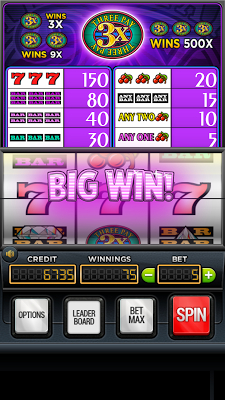 Triple Slots Max - screenshot