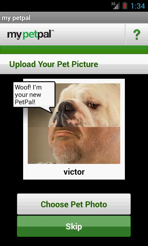 MyPetPal™ - screenshot