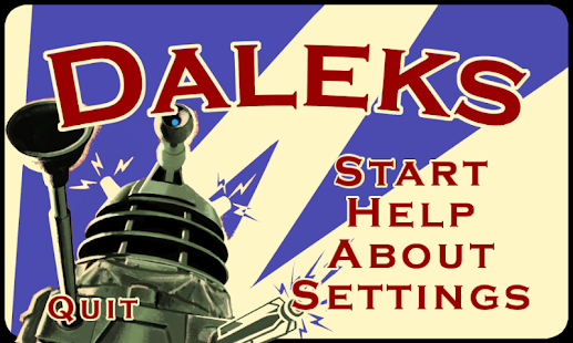 Daleks- screenshot thumbnail