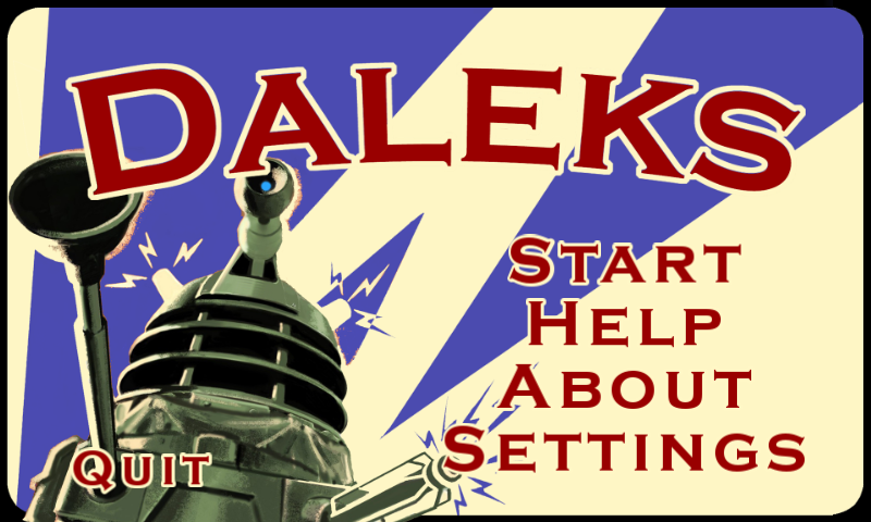 Daleks - screenshot