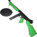 Thompson Submachine Gun logo