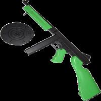 Thompson Submachine Gun 1.0