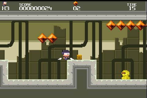 Meganoid FREE screenshot #3