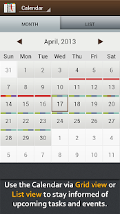 Schedule Planner - screenshot thumbnail