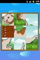 Screenshot of Pet Slider