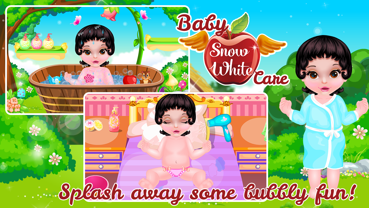 Baby Snow White Care- screenshot