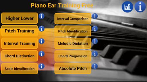 ピアノ耳トレーニング無料