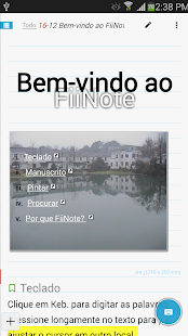 FreeNote 7 - screenshot thumbnail