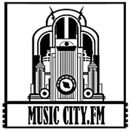 MusicCity.FM LOGO-APP點子