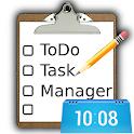DashClock - ToDo Task Manager