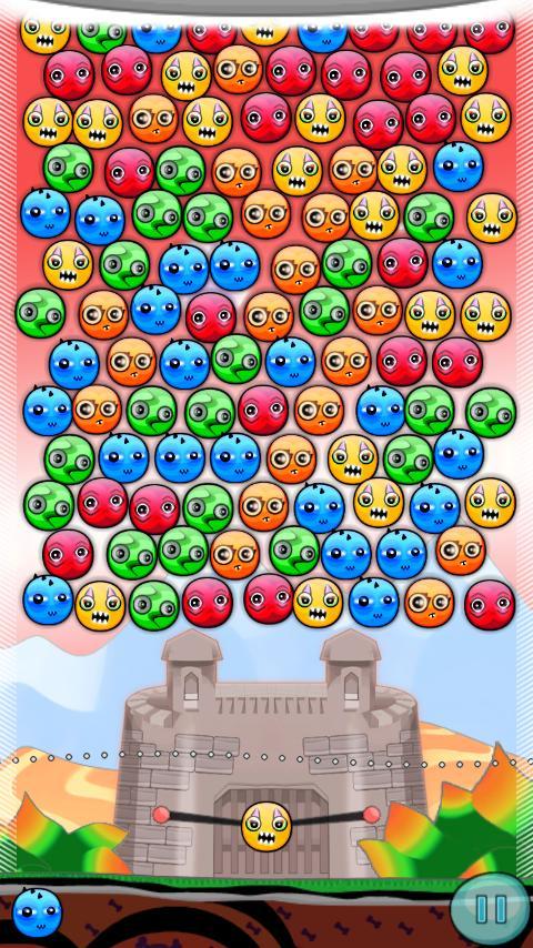 Creature Bubbles- screenshot