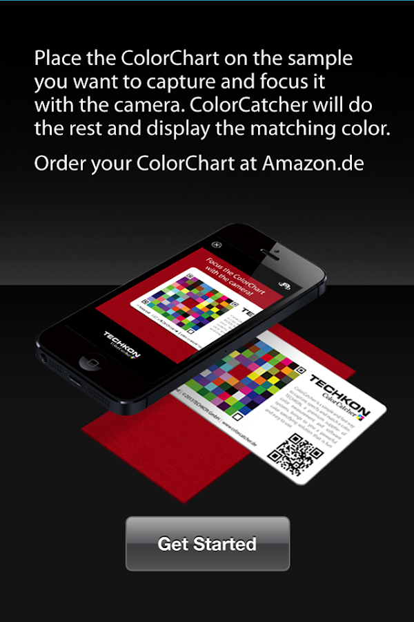ColorCatcher- screenshot
