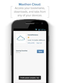 Maxthon Web Browser - Fast Screenshot 31