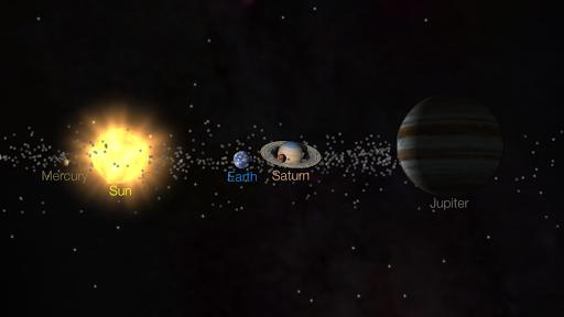 Solar Walk: Explore the Universe in Planetarium 3D  screenshots 9