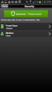 BHN Home Security - screenshot thumbnail