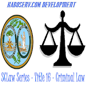 SCLaw- Criminal/Drug -16/44/61