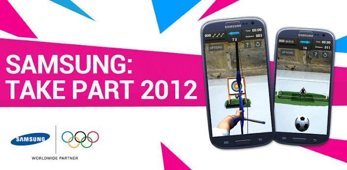 Samsung: Take Part 2012