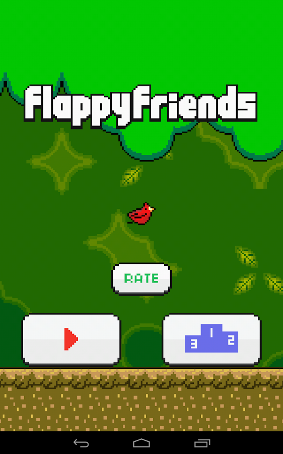 Flappy Family- screenshot