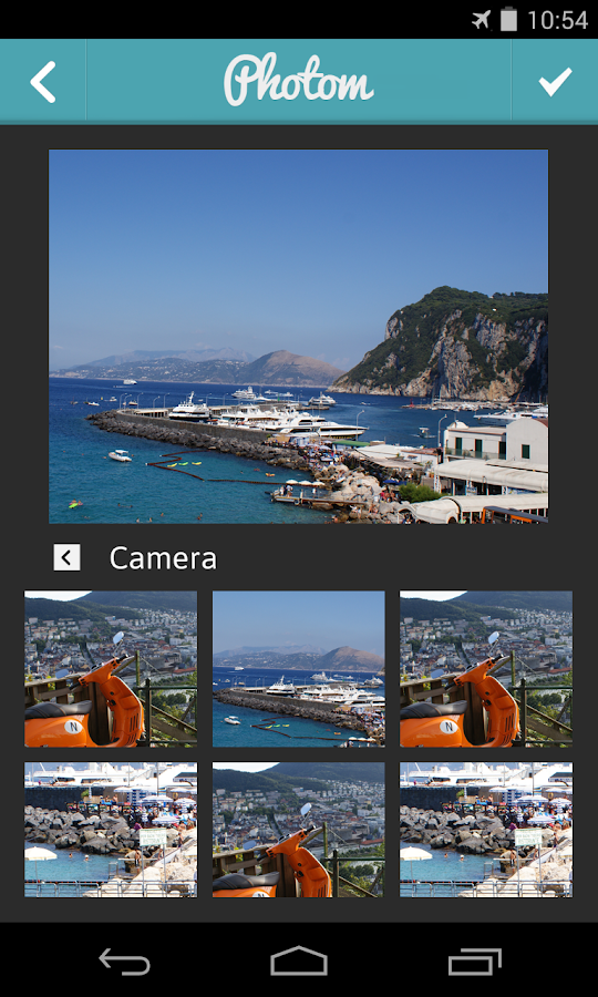 Photom - free photo app - screenshot