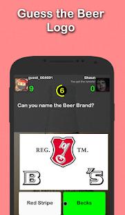 猜猜啤酒的標志