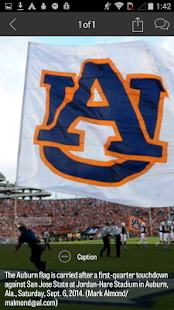 AL.com: Auburn Football News- screenshot thumbnail